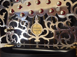 fretwork close up